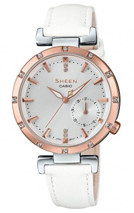Γυναικείο Ρολόι Casio Sheen SHE-4051PGL-7AUER