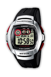 Ρολόι Casio Collection Sports W-210-1DVES
