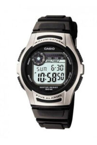 Ρολόι Casio Collection Sports W-213-1AVE