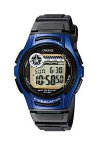Ρολόι Casio Collection Sports W-213-2AVE