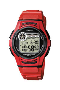 Ρολόι Casio Collection Sports W-213-4AVE