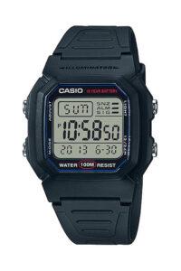 Ρολόι Casio Collection Sports W-800H-1AVE