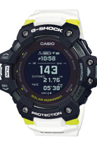 SmartWatch Casio G-SHOCK Bluetooth, Ηλιακό GBD-H1000-1A7ER