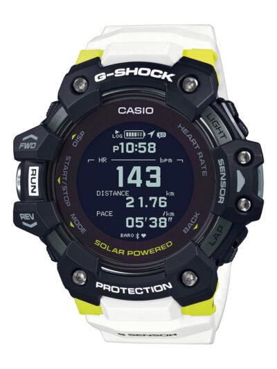 SmartWatch Casio G-SHOCK Bluetooth, Ηλιακό GBD-H1000-1A7ER