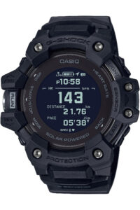 SmartWatch Casio G-SHOCK Bluetooth, Ηλιακό GBD-H1000-1ER