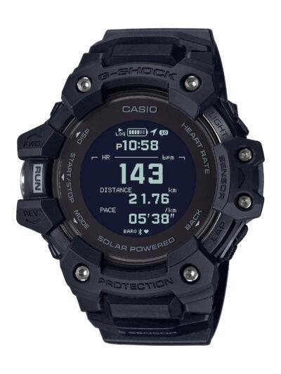 SmartWatch Casio G-SHOCK Bluetooth, Ηλιακό GBD-H1000-1ER
