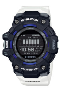 Smartwatch Casio G-SHOCK TRACKER Bluetooth GBD-100-1A7ER