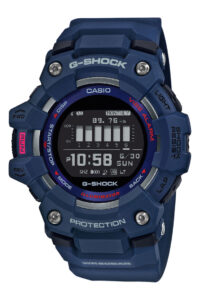 SmartWatch Casio G-SHOCK TRACKER Bluetooth GBD-100-2ER