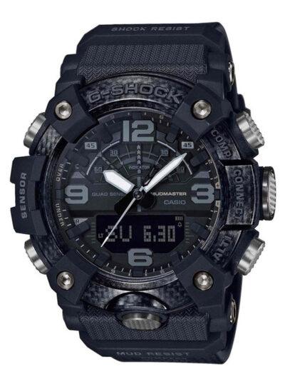 Ρολόι Casio G-SHOCK MUDMASTER Bluetooth με τριπλό σένσορα GG-B100-1BER