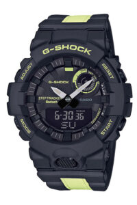 Ρολόι Casio G-SHOCK TRACKER Bluetooth GBA-800LU-1A1ER