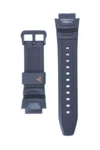 Λουράκι πλαστικό μαύρο Casio Outgear συμβατό με SGW-1000-1A