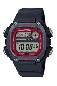 Ανδρικό Ρολόι Casio Sports DW-291H-1BVEF