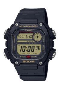 Ανδρικό Ρολόι Casio Sports DW-291H-9AVEF