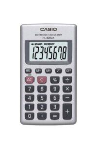 ΜΙΚΡΕΣ ΦΟΡΗΤΕΣ ΑΡΙΘΜ/ΝΕΣ BASIC CASIO HL-820V